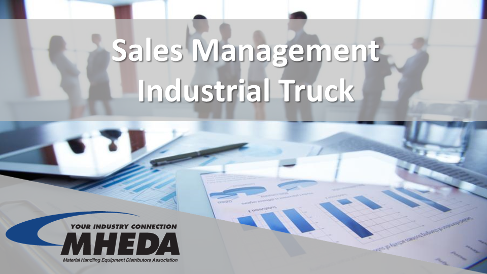 Sales Management Industrial Truck