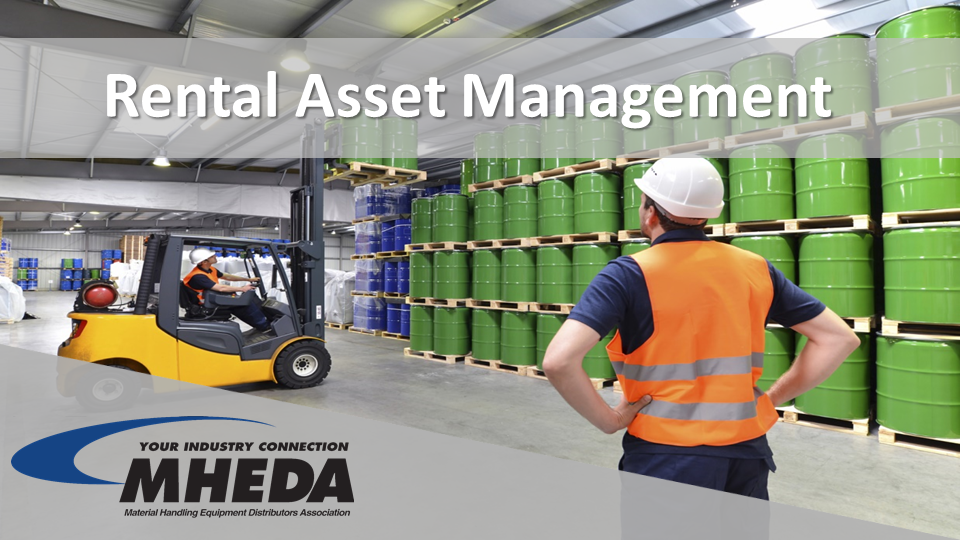 Rental Asset Management