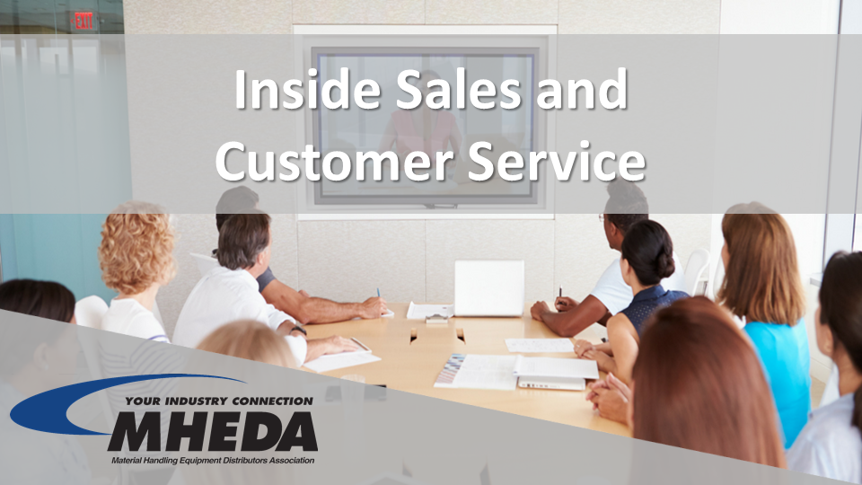 Inside Sales and Customer Service